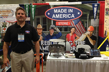 made in america trade show